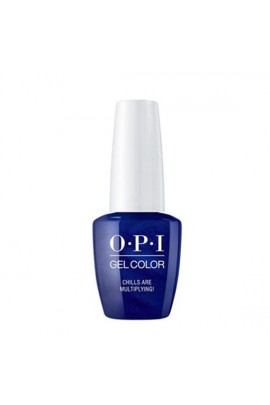 OPI GelColor - Grease Summer Collection 2018 - Chills Are Multiplying! - 15 mL / 0.5 fl oz.