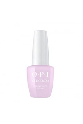 OPI GelColor - Grease Summer Collection 2018 - Frenchie Likes to Kiss? - 15 mL / 0.5 fl oz.