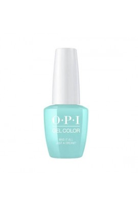 OPI GelColor - Grease Summer Collection 2018 - Was It All Just A Dream? - 15 mL / 0.5 fl oz.
