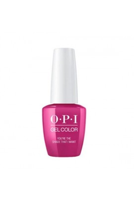 OPI GelColor - Grease Summer Collection 2018 - You're The Shade That I Want - 15 mL / 0.5 fl oz.