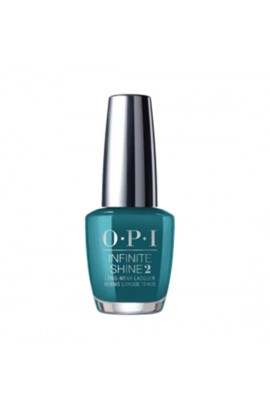 OPI Infinite Shine 2 - Grease Summer Collection 2018 - Teal Me More, Teal Me More - 15 mL / 0.5 fl oz.