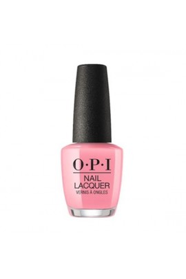 OPI Nail Lacquer - Grease Summer Collection 2018 - Pink Ladies Rule The School - 15 mL / 0.5 fl oz.
