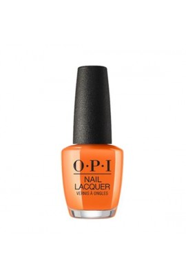 OPI Nail Lacquer - Grease Summer Collection 2018 - Summer Lovin' Having A Blast! - 15 mL / 0.5 fl oz.