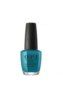 OPI Nail Lacquer - Grease Summer Collection 2018 - Teal Me More, Teal Me More - 15 mL / 0.5 fl oz.