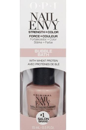 OPI Nail Envy Nail Strengthener - Bubble Bath - 0.5oz / 15ml