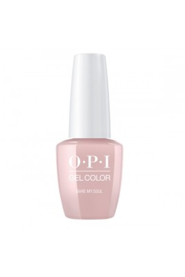 OPI GelColor  - Always Bare For You Collection - Bare My Soul - 15ml / 0.5oz