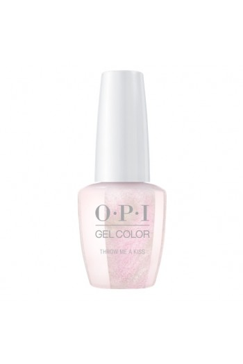 OPI GelColor  - Always Bare For You Collection - Throw Me A Kiss - 15ml / 0.5oz