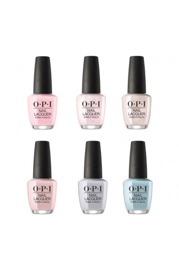 OPI Nail Lacquer - Always Bare For You 2019 Collection - All 6 Colors - 15ml / 0.5oz