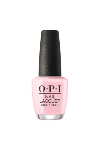 OPI Nail Lacquer - Always Bare For You Collection - Baby, Take A Vow - 15ml / 0.5oz