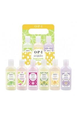 OPI - Avojuice Hand & Body Lotion Mini Set - 6 piece - 28 mL / 0.95 oz