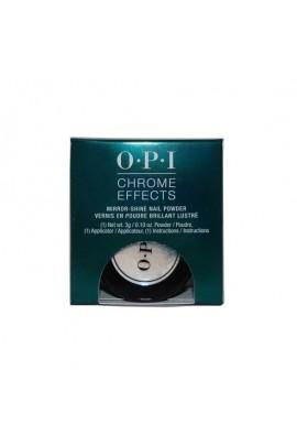 "OPI Chrome Effects - Mirror-Shine Nail Powder - Blue ""Plate"" Special - 3g / 0.10oz"