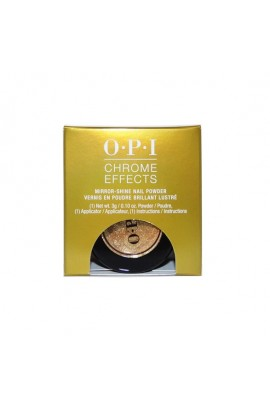 OPI Chrome Effects - Mirror-Shine Nail Powder - Gold Digger - 3g / 0.10oz