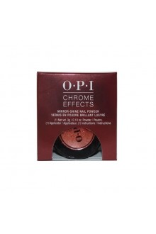 OPI Chrome Effects - Mirror-Shine Nail Powder - Great Copper-tunity - 3g / 0.10oz