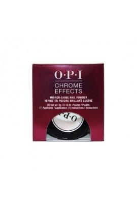 OPI Chrome Effects - Mirror-Shine Nail Powder - Pay Me In Rubies - 3g / 0.10oz