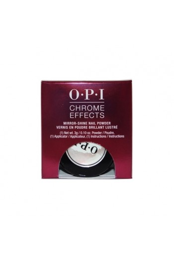 OPI Chrome Effects - Mirror-Shine Nail Powder - Pay Me In Rubies - 3g / 0.10oz
