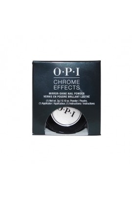 OPI Chrome Effects - Mirror-Shine Nail Powder - Tin Man Can - 3g / 0.10oz