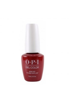 """OPI GelColor - Holiday 2017 Collection - Adam Said """"It's New Year's, Eve"""" - 0.5oz / 15ml"""