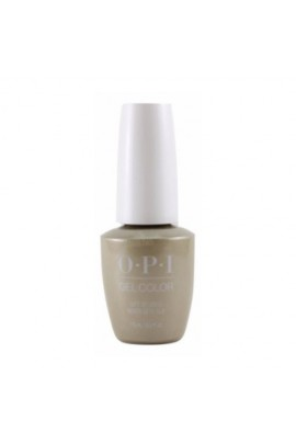 OPI GelColor - Holiday 2017 Collection - Gift of Gold Never Gets Old - 0.5oz / 15ml