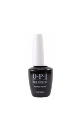 OPI GelColor - Holiday 2017 Collection - Holidazed Over You - 0.5oz / 15ml