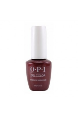 OPI GelColor - Holiday 2017 Collection - Sending holiday Hugs - 0.5oz / 15ml