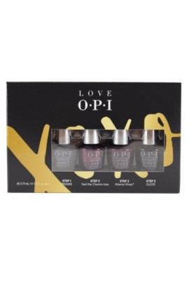 OPI - Holiday 2017 Collection - Infinite Shine Mini 4 Pack