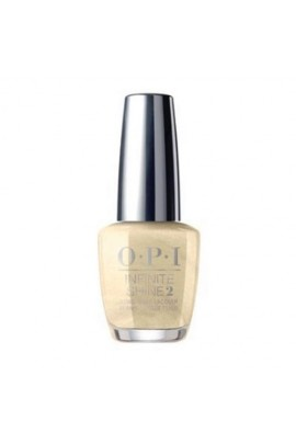 OPI Infinite Shine - Holiday 2017 Collection - Gift of Gold Never Gets Old - 0.5oz / 15ml