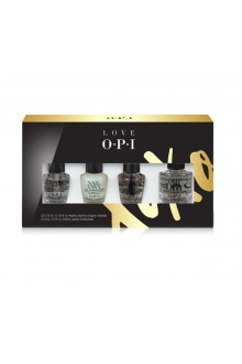 OPI - XOXO Holiday Collection - Mini Treatments Kit 4 Pack