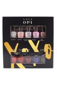 OPI - Holiday 2017 Collection - Nail Polish Mini 10 Pack