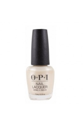 OPI Nail Lacquer - Holiday 2017 Collection - Snow Glad I Met You - 0.5oz / 15ml