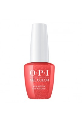 OPI GelColor - Lisbon 2018 Collection - Now Museum, Now You Don't - 15 mL/0.5 Fl Oz