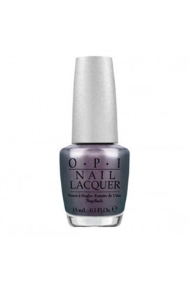 OPI Nail Lacquer - Designer Series - DS Charcoal - 15 mL / 0.5 oz