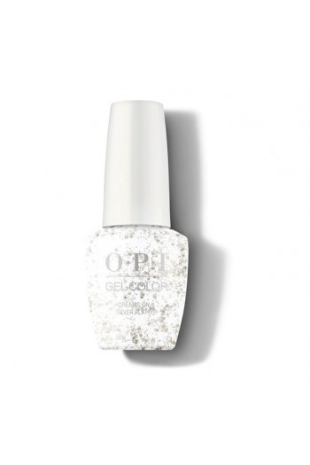 OPI GelColor  - The Nutcracker and the Four Realms  Collection - Dreams on a Silver Platter