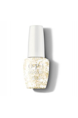 OPI GelColor  - The Nutcracker and the Four Realms  Collection - Gold Key to the Kingdom