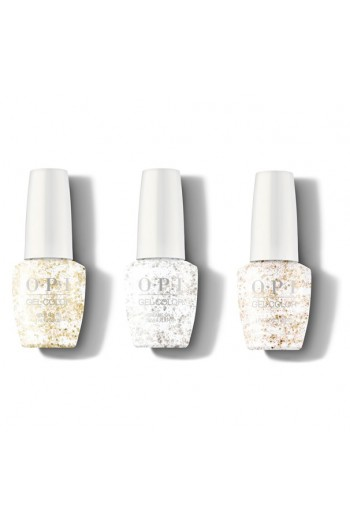 OPI  Gel Color - The Nutcracker and the Four Realms Collection  - One-of-a-Kind TRIO - 3 Colors