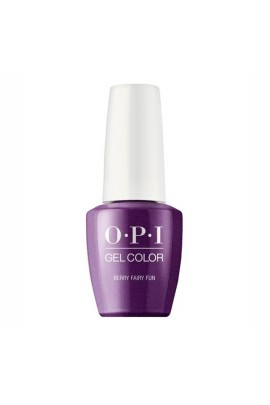 OPI GelColor  - The Nutcracker and the Four Realms  Collection - Berry Fairy Fun