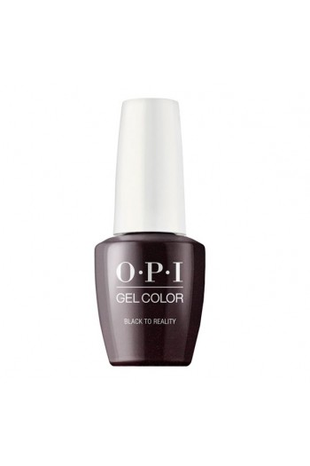 OPI GelColor  - The Nutcracker and the Four Realms  Collection - Black to Reality