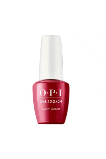 OPI GelColor  - The Nutcracker and the Four Realms  Collection - Candied Kingdom