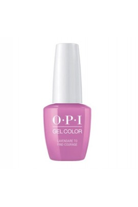 OPI GelColor  - The Nutcracker and the Four Realms  Collection - Lavendare to Find Courage