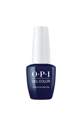 OPI GelColor  - The Nutcracker and the Four Realms  Collection - March in Uniform