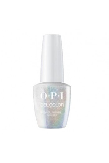 OPI GelColor  - The Nutcracker and the Four Realms  Collection -Tinker, Thinker, Winker
