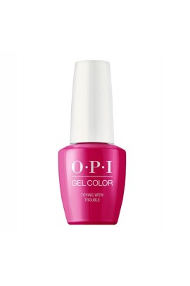 OPI GelColor  - The Nutcracker and the Four Realms  Collection - Toying with Trouble