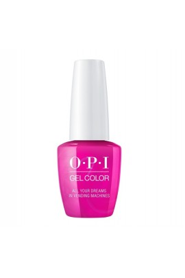 OPI GelColor - Tokyo Collection Spring 2019  - All Your Dreams In Vending Machines - 15 mL / 0.5 oz