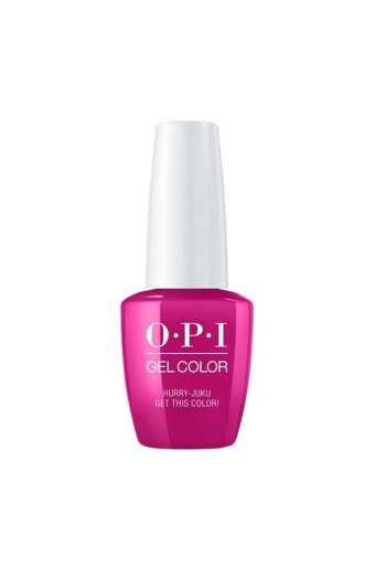 OPI GelColor - Tokyo Collection Spring 2019 - Hurry-Juku Get This Color! - 15 mL / 0.5 oz
