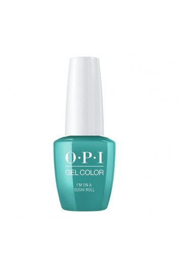 OPI GelColor - Tokyo Collection Spring 2019  - I'm On A Sushi Roll - 15 mL / 0.5 oz