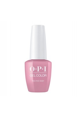 OPI GelColor - Tokyo Collection Spring 2019 - Rice Rice Baby - 15 mL / 0.5 oz