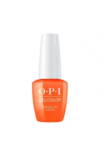 OPI GelColor - Tokyo Collection Spring 2019 - Tempura-ture Is Rising! - 15 mL / 0.5 oz
