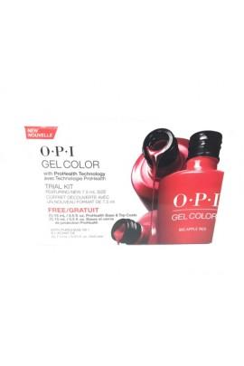 OPI GelColor Pro - Trial Kit