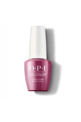 OPI Gel Color - A-Rose At Dawn... Broke By Noon - 15 mL / 0.5 oz