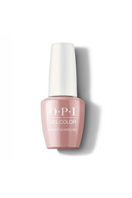 OPI GelColor - Barefoot In Barcelona - 15mL / 0.5 oz