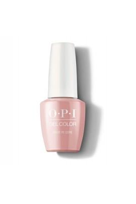 OPI Gel Color - Dulce De Leche - 15 mL / 0.5 oz